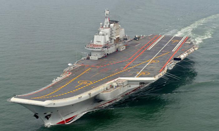 От украинского металлолома к флагману: Китай гордится авианосцем Ляонин