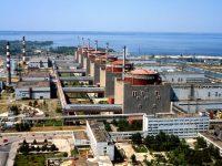 Отключен энергоблок на Запорожской АЭС