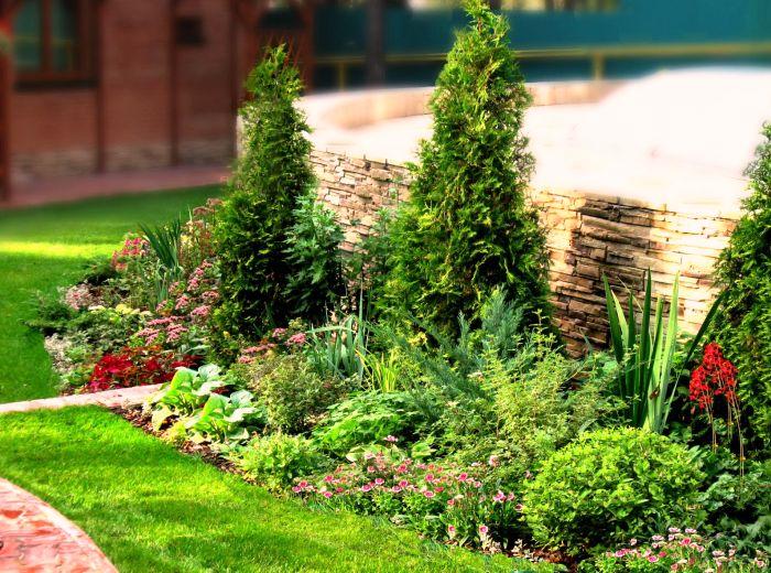 Бизнес идея: озеленение элитных жилых комплексов
