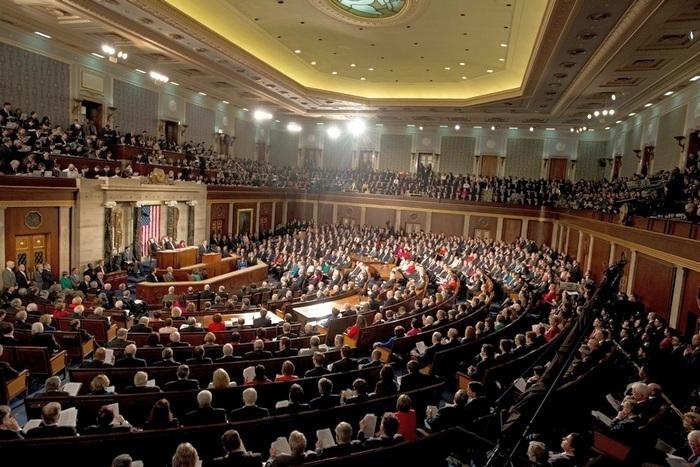 Палата представителей США проголосовала за федеральный бюджет в $1,1 трлн