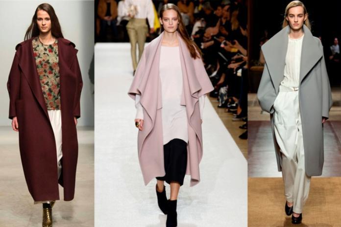 Пальто плед: что это и с чем его носить