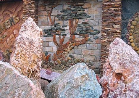 Бизнес-идея: создание панно из камня