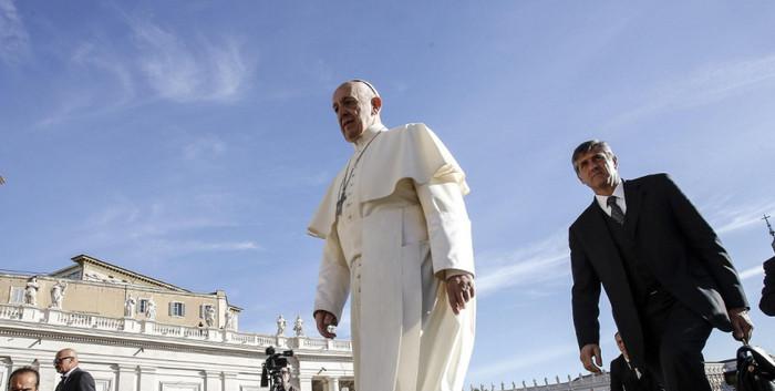 Папа Франциск: Сейчас не время рыть окопы