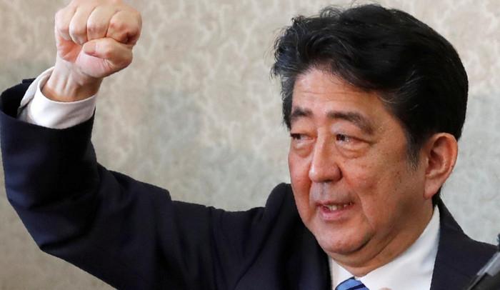 Парламент Японии распущен, выборы намечены на октябрь