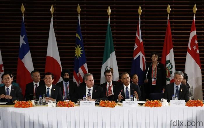 Соглашение о создании Транстихоокеанского партнерства подписали 12 стран