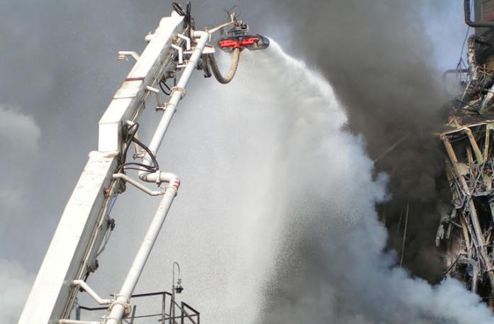 Бизнес идея: продажа пенообразователей для тушения пожара