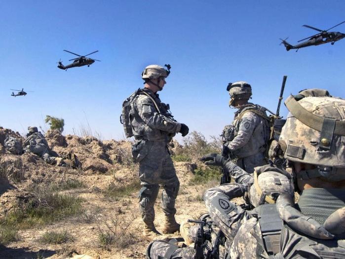 """Пентагон планируют нанести авиаудары по Филиппинам в рамках борьбы с """"ИГИЛ"""""""