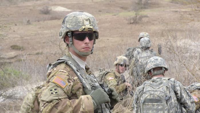Пентагон построит в Ираке новую военную базу