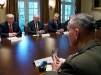 Пентагон предложил Трампу варианты силовых действий против КНДР