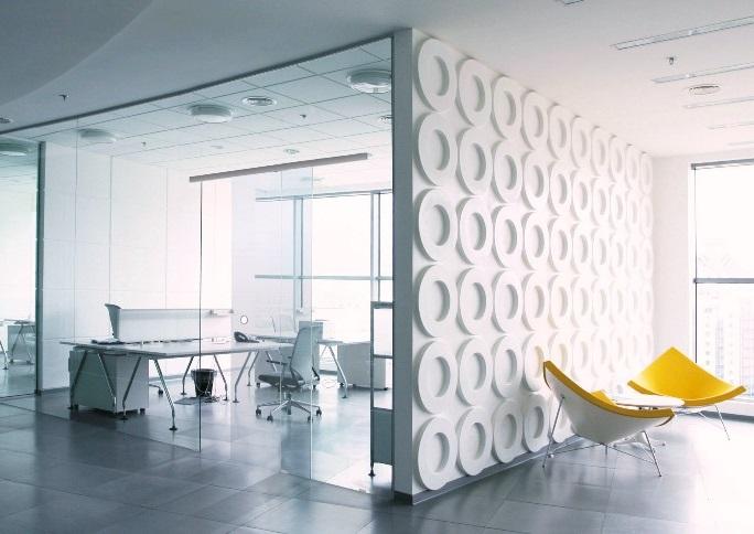 Бизнес идея: производство стеклянных перегородок и дверей