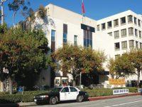 Перестрелка в китайском консульстве в Лос-Анджелесе