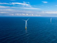Первая в мире плавающая ветряная ферма запущена в Шотландии