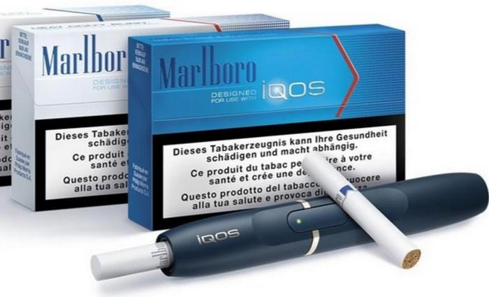 Philip Morris может отойти от производства дымных сигарет
