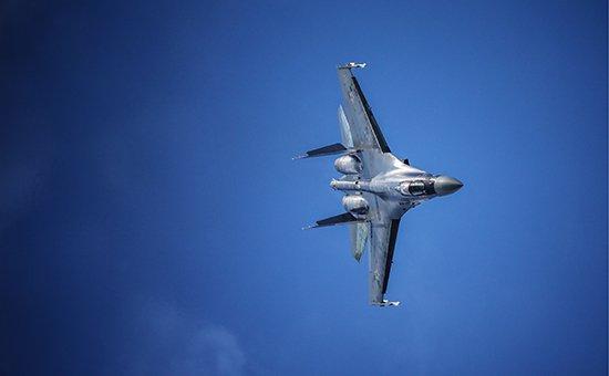 Китай планирует приобрести 24 истребителя у России