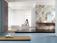 Использование керамической плитки в интерьере