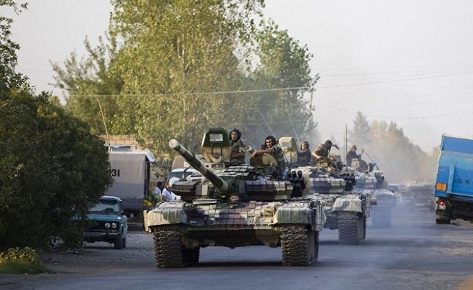По всей России фиксируют интенсивное движение военной техники
