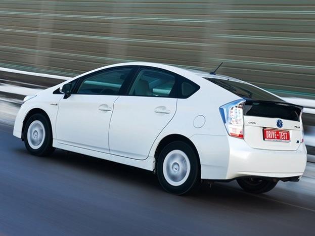 По всему миру отзывается 340 тысяч Toyota Prius