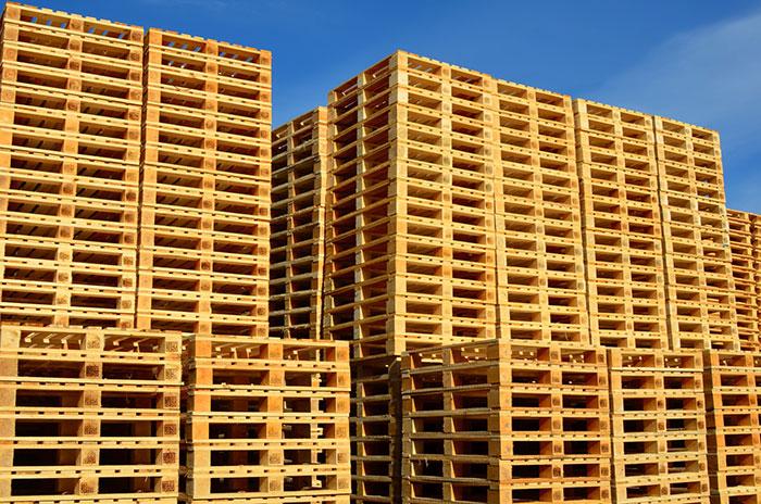 Бизнес идея: производство и продажа деревянных поддонов