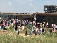 Подробности столкновения поездов в Египте: причины катастрофы, количество пострадавших