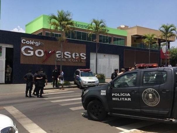 Подросток открыл стрельбу в бразильской школе, убито два ученика