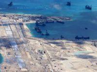 Пока мир занят Северной Кореей, Китай продолжает строить военные базы в Южно-Китайском море