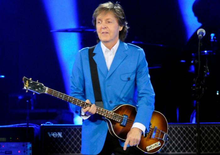 Пол Маккартни подал в суд на Sony, чтобы вернуть песни Beatles