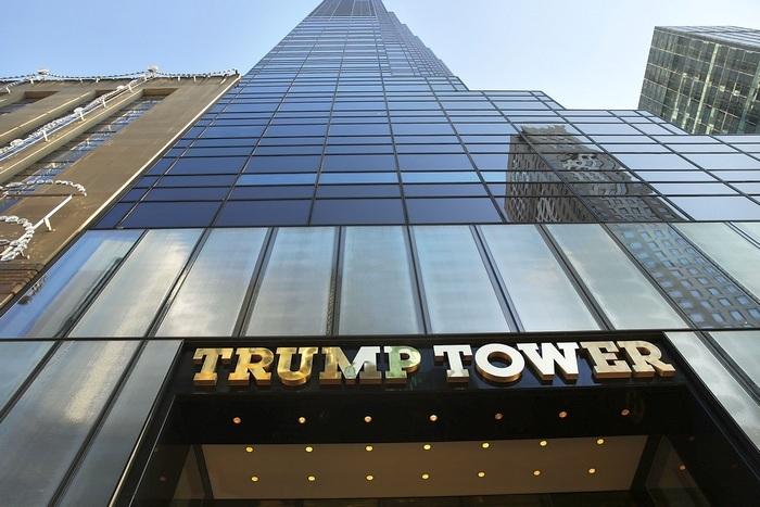 Полиция Нью-Йорка потребовала от Дональда Трампа 26 млн долларов за охрану его небоскреба