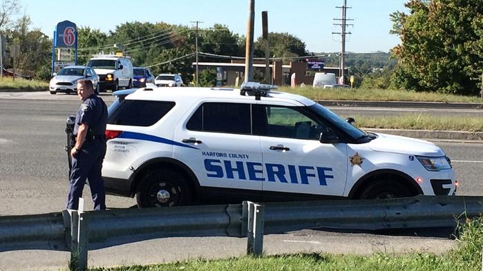 Полиция США арестовалаподозреваемого в стрельбе в Мэриленде