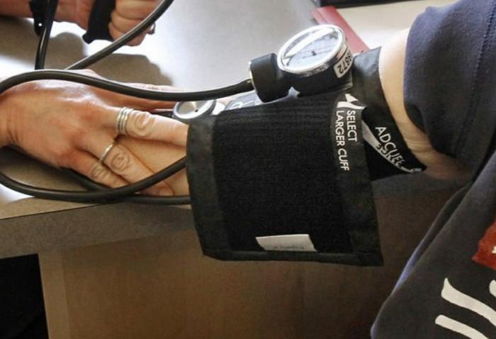 Половина взрослого населения США имеют повышенной давление, - исследование