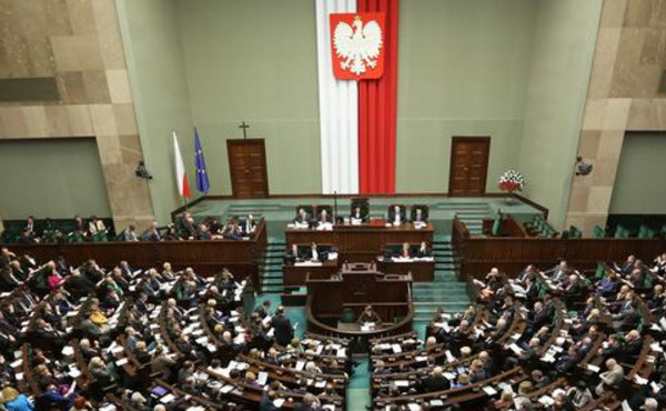 Польша требует репарации от Германии