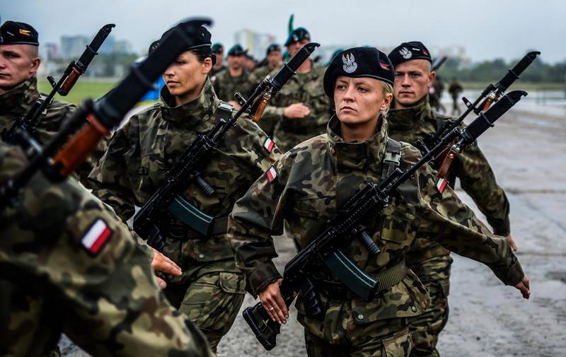 Польша вооружится на 21 миллиард долларов