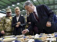 """Порошенко проводит """"революцию еды"""": бойцов ВСУ будут кормить, как солдат НАТО"""