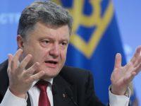 Порошенко внес в Верховную Раду закон о депутатской неприкосновенности