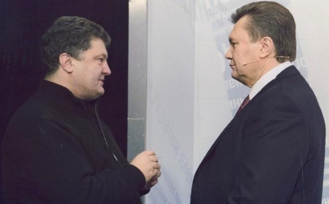 Порошенко vs Янукович: президентов допросят в Оболонском райсуде Киева