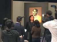Портрет бывшего лидера Китая Мао Цзэдуна продали за 13 миллионов долларов