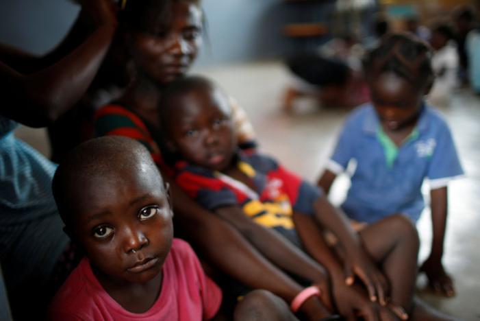 Последствия урагана «Мэтью»: на Гаити 800 тысяч людей вынуждены голодать