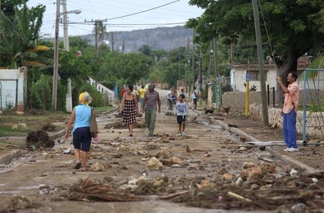 Последствия урагана Мэтью: на Гаити силовики открыли огонь по толпе
