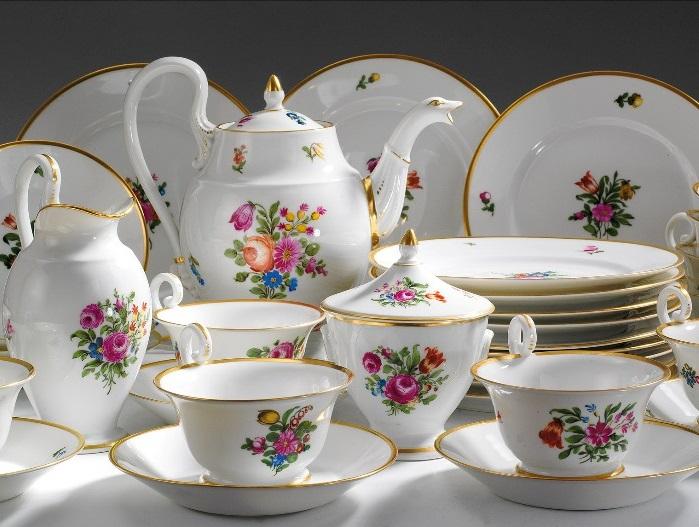 Бизнес-идея: продажа фарфоровой посуды
