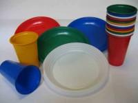Бизнес-идея: продажа одноразовой посуды