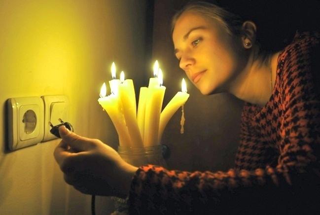 Практически весь Таджикистан отключен от электричества