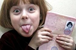 Зарубежье, пограничник, ребенок, дети, поездка, выезд, вывоз, родители