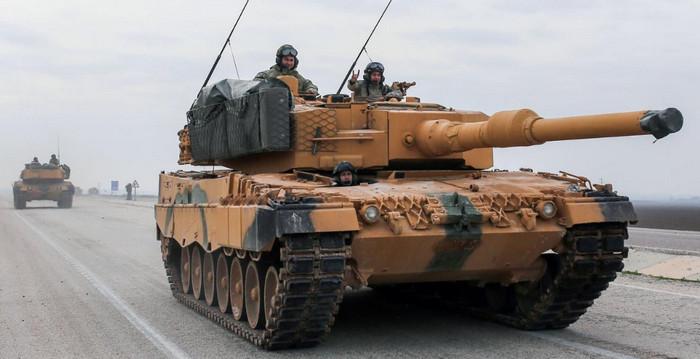 Правительство Германии отменило модернизацию танков для Турции