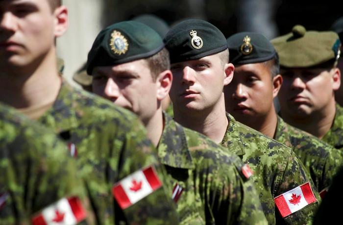 Правительство Канады настаивает на запуске миротворческой миссии в Украине