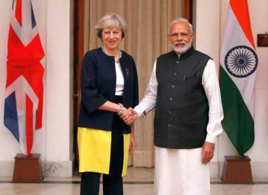 Правительство Великобритании упростило визовый режим для индийских бизнесменов