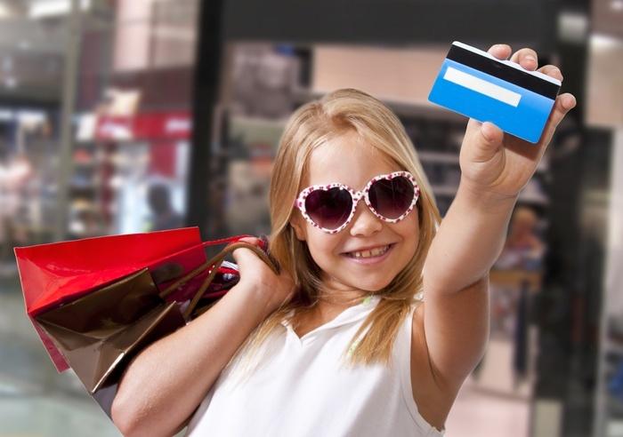 Представлены карты Visa для детей с функцией родительского контроля
