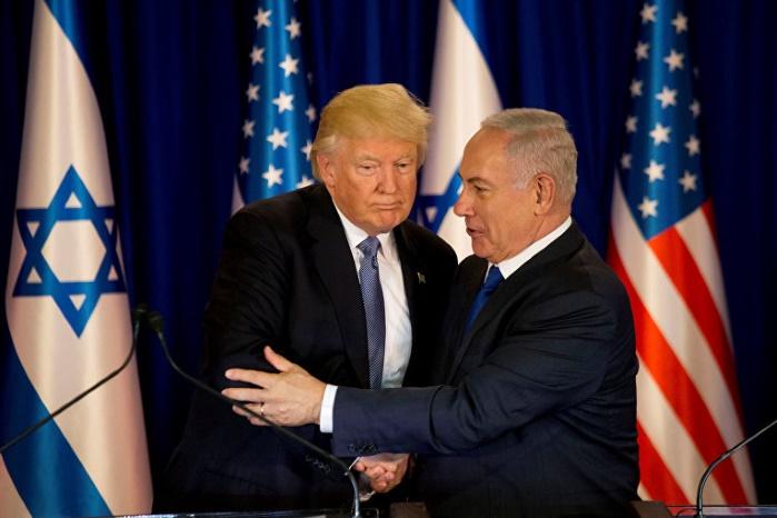 """Премьер Израиля поздравил Трампа с """"важным решением"""" по иранскому ядерному вопросу"""