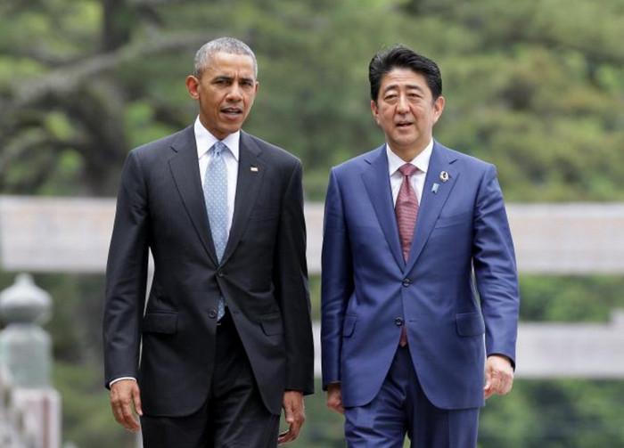 Премьер министр Японии планирует посетить Перл-Харбор, и призвать США к усилению сотрудничества в сфере обороны