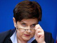 Премьер Польши Беата Шидло покидает свой пост