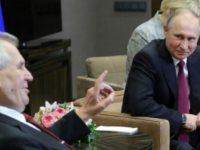 Президент Чехии призвал ЕС прекратить санкции в отношении России