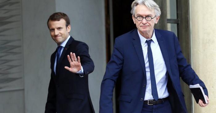 Президент Франции Макрон запускает второй этап трудовой реформы